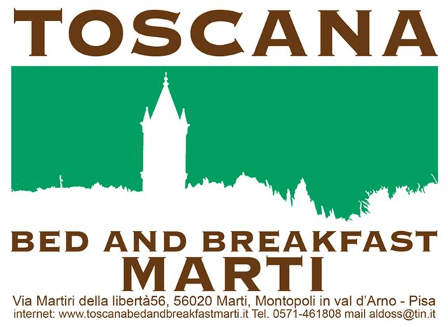 Toscana Bed and Breakfast Marti